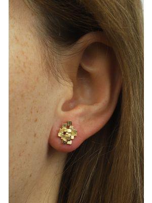 18 Kt gouden ONNO oorsteker | OS0299AUG | thumbnail image