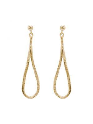 18 Kt gouden ONNO oorsteker | OS0328AUG | thumbnail image