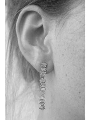 Zilveren ONNO oorsteker | OS0346RH | thumbnail image