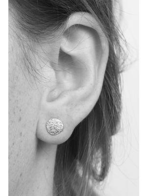 Zilveren ONNO oorsteker | OS0360RH | thumbnail image