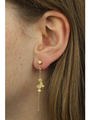 18 Kt gouden ONNO oorsteker | OS0376AUG | thumbnail image