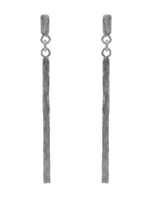 Zilveren ONNO oorsteker | OS0385RH | thumbnail image