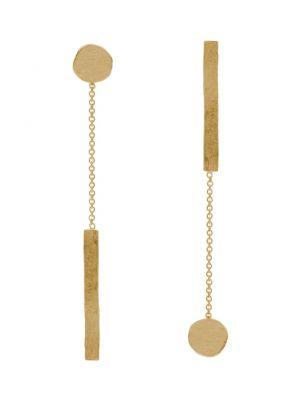 18 Kt gouden ONNO oorsteker | OS0402AUG | small image