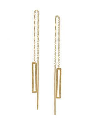 18 Kt gouden ONNO oorsteker | OS0404AUG | small image