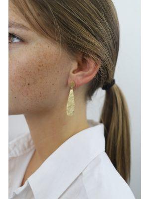 18 Kt gouden ONNO oorsteker | OS0411AUG | small image