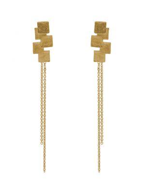 18 Kt gouden ONNO oorsteker | OS0413AUG | small image