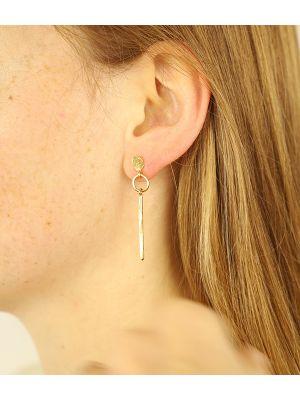 18 Kt gouden ONNO oorsteker | OS0428AUG | small image