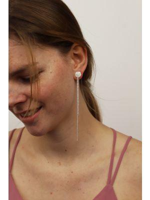 Zilveren ONNO oorsteker | OS0444