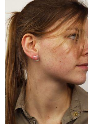 Zilveren ONNO oorsteker | OS0446