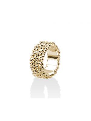 18 Kt vergulde zilveren ONNO ring | R0024PL | thumbnail image