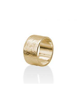 18 Kt vergulde zilveren ONNO ring | R0040PL | thumbnail image