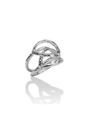 Zilveren ONNO ring | R0124RH | thumbnail image