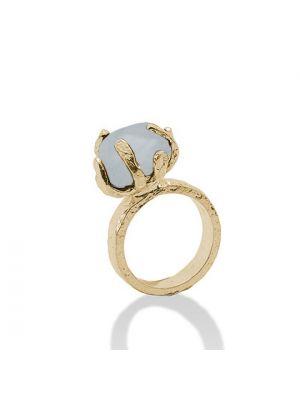 18 Kt vergulde zilveren ONNO ring | R0152CPL | thumbnail image