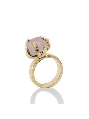 18 Kt vergulde zilveren ONNO ring | R0152RPL | thumbnail image