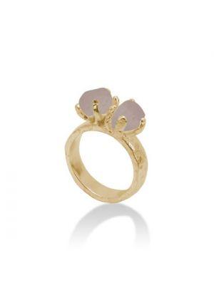 18 Kt vergulde zilveren ONNO ring | R0164RPL | thumbnail image