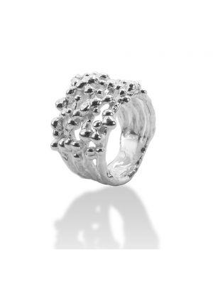 Zilveren ONNO ring | R0209RH | thumbnail image
