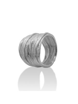 Zilveren ONNO ring | R0290 | thumbnail image