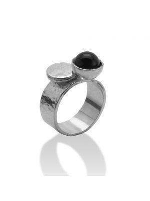 Zilveren ONNO ring | R0300 | thumbnail image