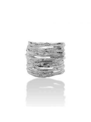 Zilveren ONNO ring | R0333RH | thumbnail image