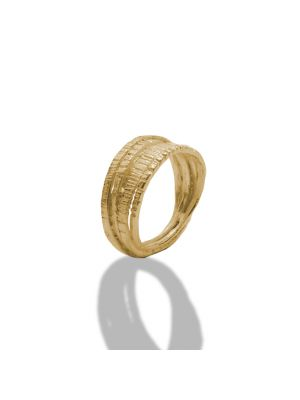 18 Kt gouden ONNO ring | R0341AUG | small image