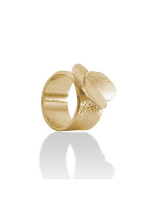 18 Kt gouden ONNO ring | R0358AUG | small image