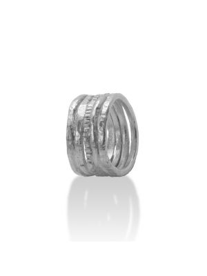 Zilveren ONNO ring | R0362 | small image